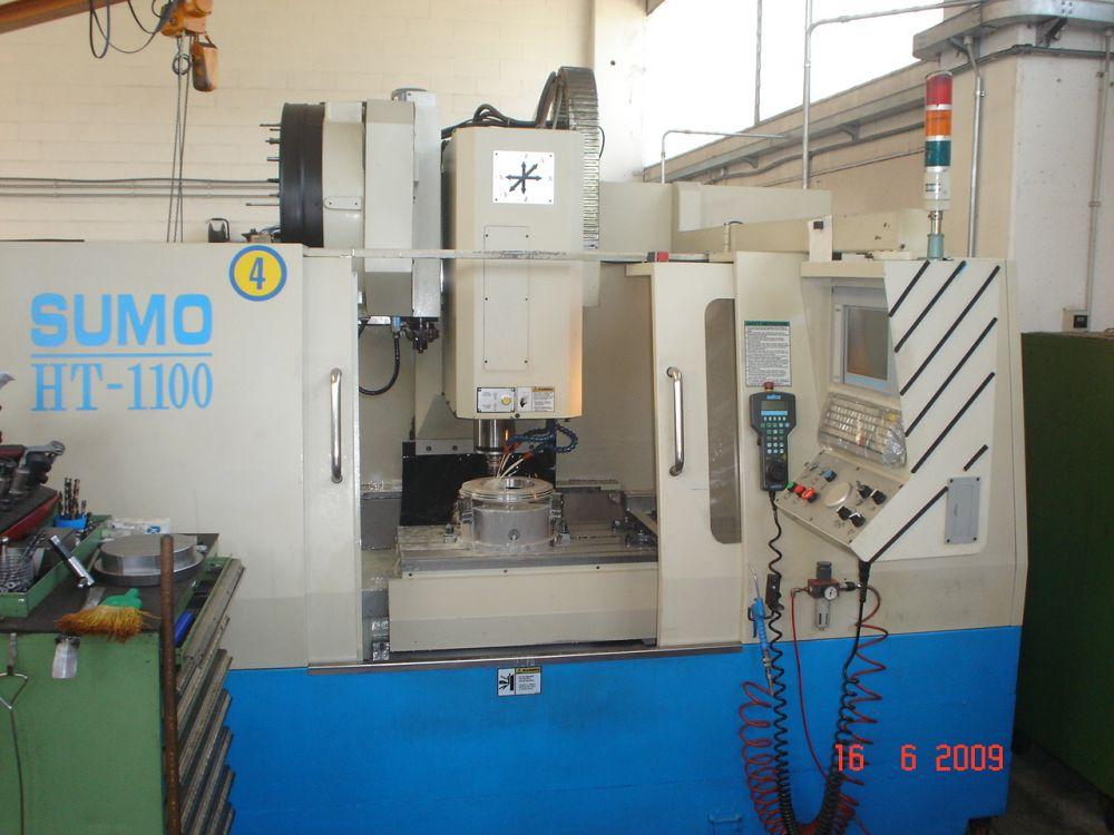 Centro di lavoro verticale CNC